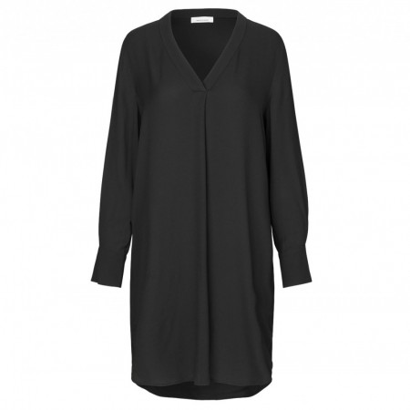 Samsøe & Samsøe - Hamill Vn Dress 8325 - Black