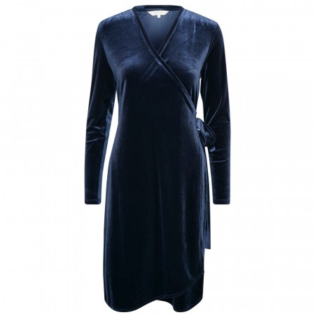 Part Two - Nascha Dress - Navy Blazer