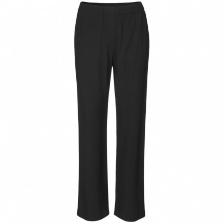 Samsøe & Samsøe -  Hoys straight pants 9710 - Black