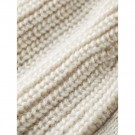 Maison Scotch - Soft Cardigan Rib Knit - White Mel.  thumbnail