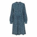 Samsøe Samsøe - Nusa Shirt Dress - Snowflake