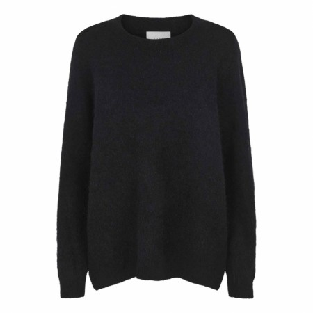 Just Female - Code Knit - Black