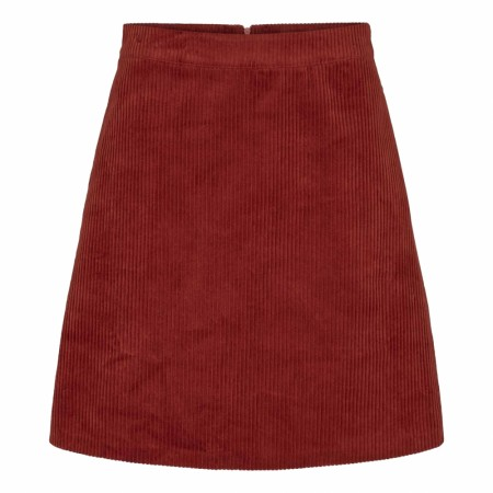 Just Female - Jane Skirt - Red Ochre