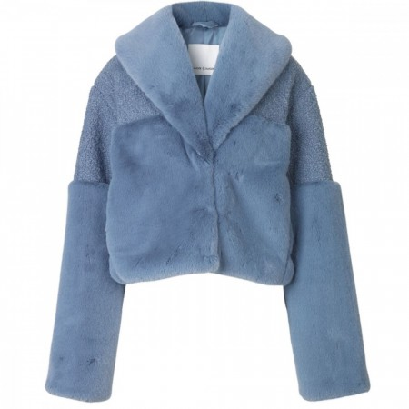 Samsøe & Samsøe - Carla jacket 10158 - Dusty Blue
