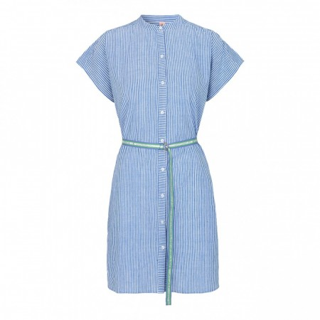 Becksöndergaard - Casey Striped - Light Blue