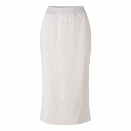 JUST -  Halsey Sweat Skirt - Oatmeal
