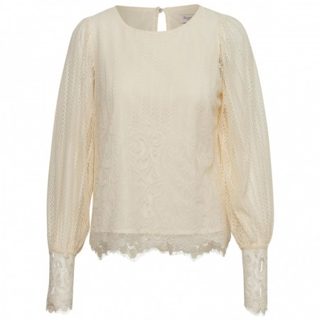 Part Two - Nalene Blouse - Eggnog
