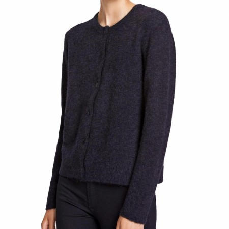 Samsøe & Samsøe - Nor Short Cardigan - Black