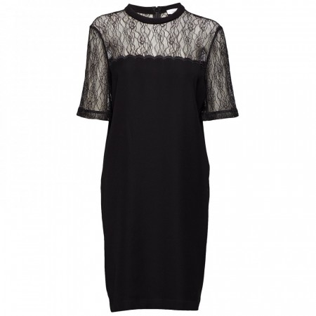 Samsøe & Samsøe - Emily SS Dress 10461 - Black