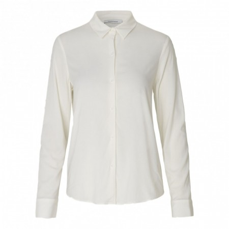 Samsøe & Samsøe - Milly Np Shirt 9942 - Clear Cream