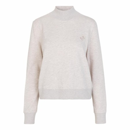 JUST - Halsey Sweat Blouse - Oatmeal