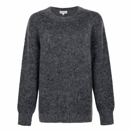 Close To My Heart - Claudia Sweater - Dark Grey Mel.