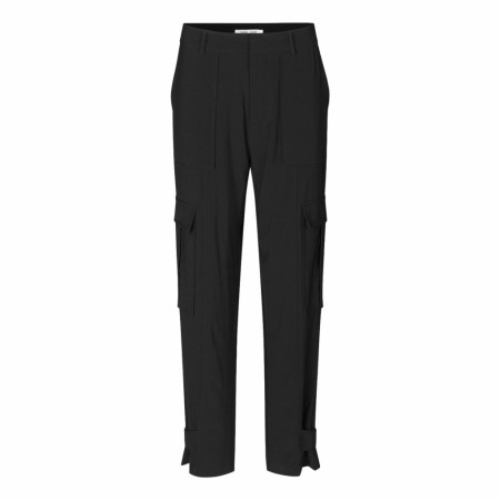 Samsøe Samsøe - Citrine Trousers 10654 - Black