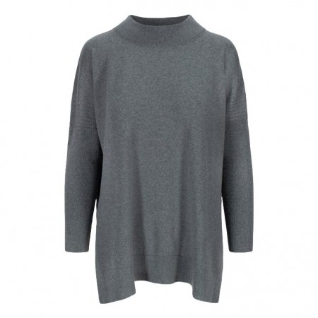 Close To My Heart - Josie Sweater - Grey
