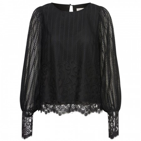 Part Two - Nalene Blouse - Black