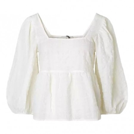 JUST - Soffia Blouse - White
