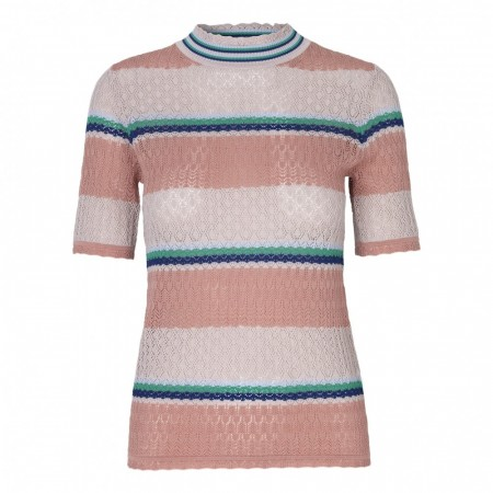 Samsøe & Samsøe - Rho T-shirt 10978 - Rose Tan ST.