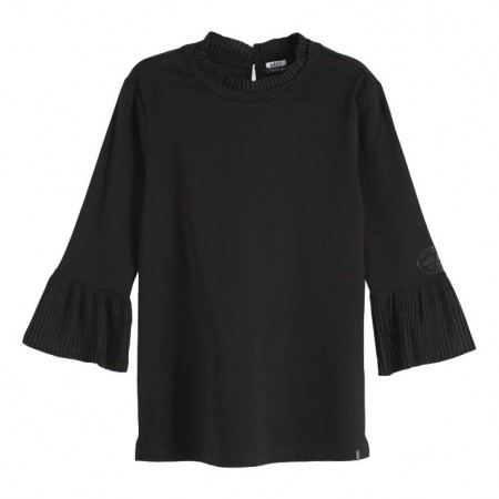 Maison Scotch - Andy And Pablo Long Sleeve - Sort