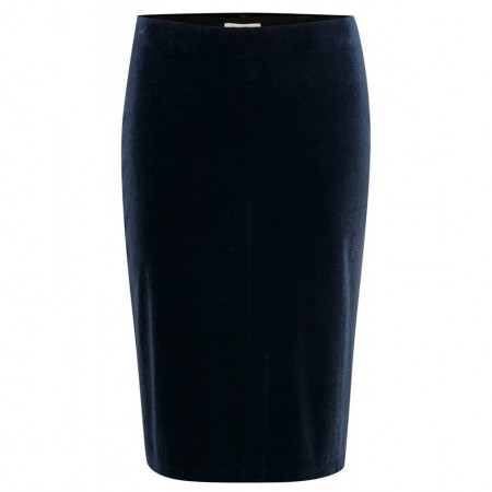 Part Two - Naura Skirt - Navy Blazer