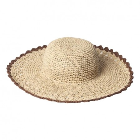 Becksöndergaard - Connie Straw Hat - Natur