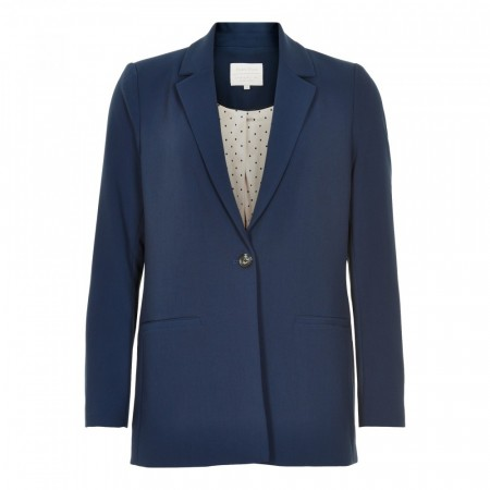 Part Two - Kylie Blazer - Navy Blazer