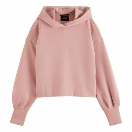 Maison Scotch - Seasonal Fit Hoodie - Old Rose