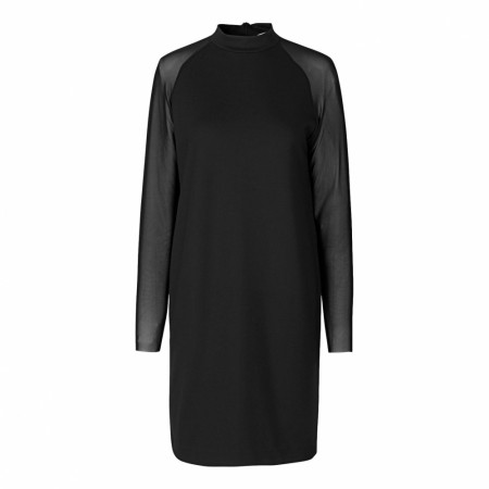 Levetè Room -  Lr-honie 1 Dress - Black