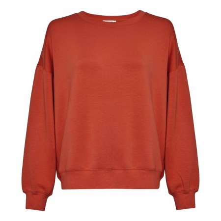 MSCH - Ima Sweatshirt - Barn red