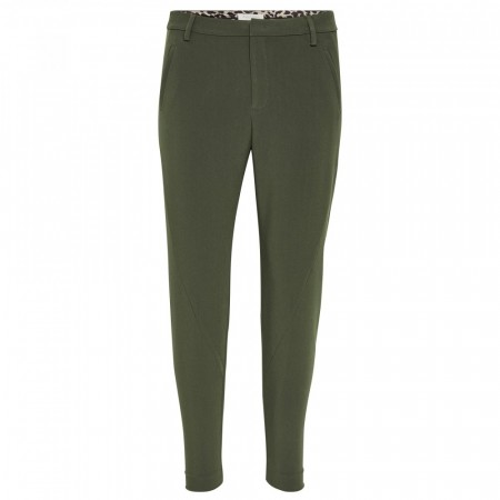 Part Two - Hikkitas Pants - Dark Green