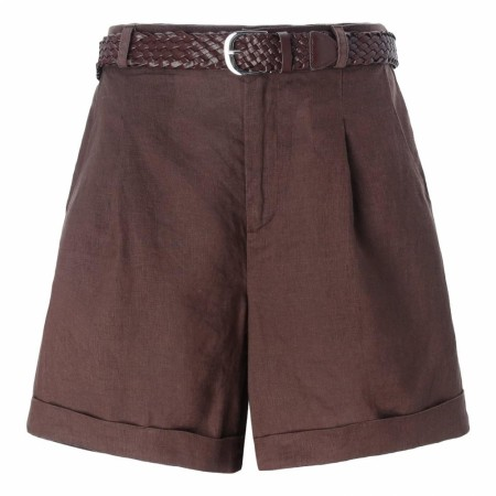 Close To My Heart - Lacy Shorts - Brunette