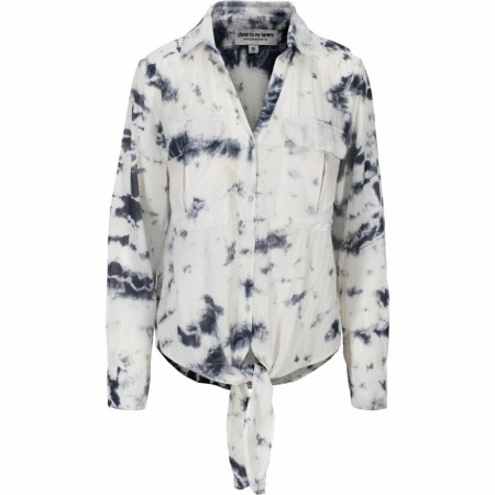 Close To My Heart - Whitney Blouse - Tye Dye