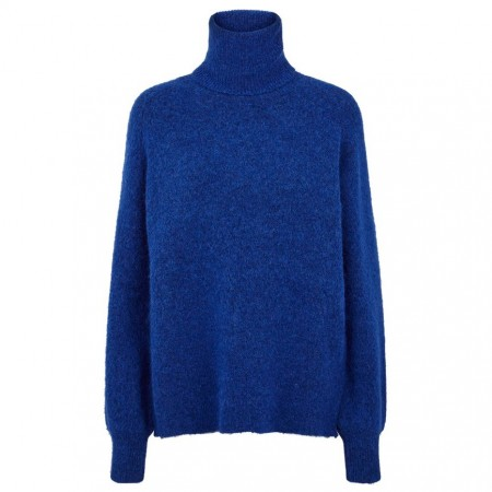 Just Female - Blair Knit - Blue Surf