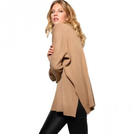 Close To My Heart - Josie Sweater - Camel
