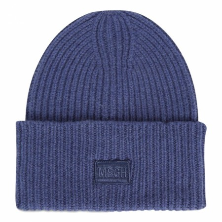 MSCH - Kara Badge Beanie - Gray blue