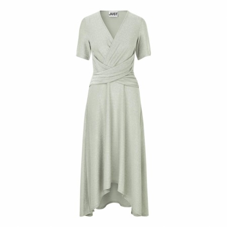 JUST -  Utopio Dress - Celadon Green