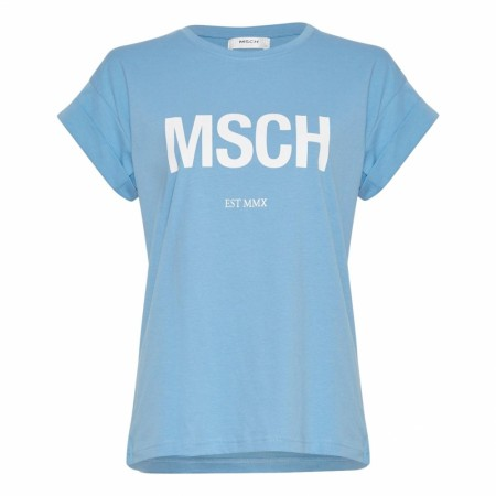 MSCH - Alva MSCH Std Tee - Lake Blue