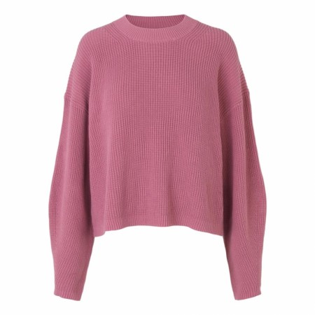 Samsøe Samsøe - Galia Crew Neck 11016 - Heather Rose
