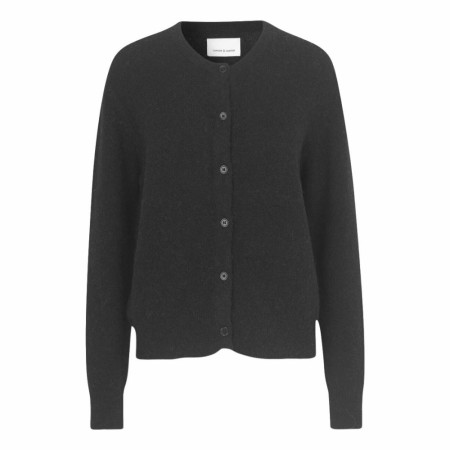 Samsøe Samsøe - Nor Short Cardigan - Black