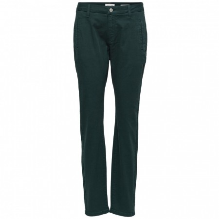 Selected Femme - Slfingrid Mr 2 Chino - Scarab
