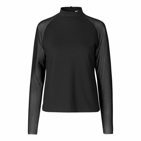 Levetè Room - Lr-honie 2 Blouse - Black