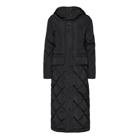 Selected Femme - Slfhima Coat W - Black