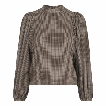 Samsøe Samsøe - Harriet Bluse 11238 - Argan Check