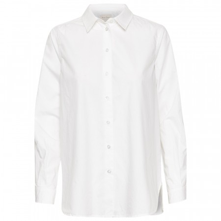 Part Two - Malvin Shirt - White