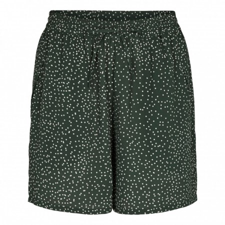 Just Female - Image Shorts - Green Dot