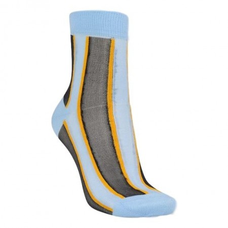 Becksöndergaard - Dagmar Block Sock - Light Blue