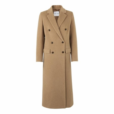 Samsøe Samsøe - Falcon Coat 11104 - Dull Gold