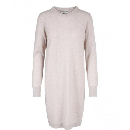 Close To My Heart - Joey Knit Dress - Sand