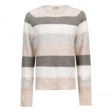 Close To My Heart - Mandy Sweater - Multi Stripe