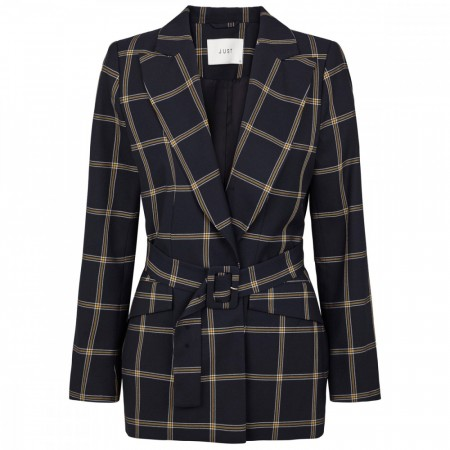 Just Female - Valde Blazer - Big Check