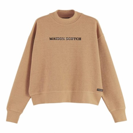 Maison Scotch - Relaxed High Neck Sweat